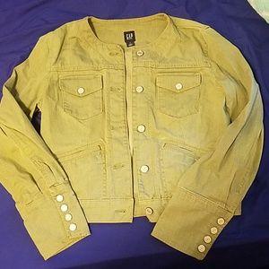 GAP Green jacket